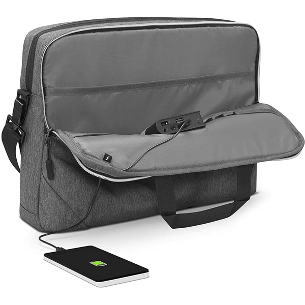 Lenovo T530 Urban Toploader 15,6 szürke notebook táska - 4