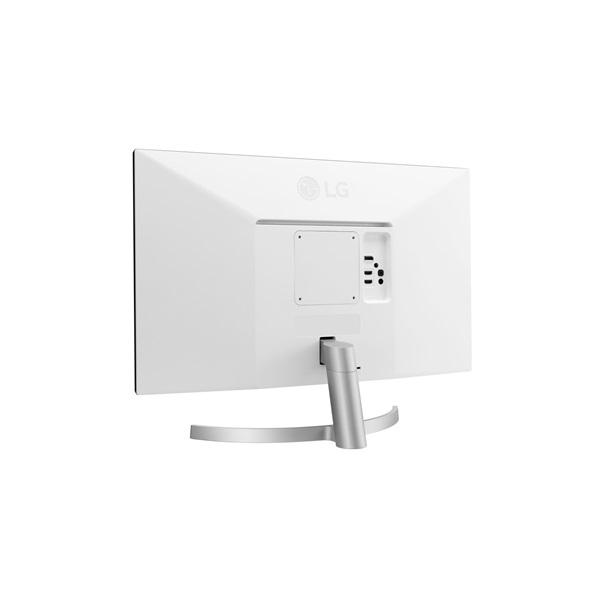 LG 27 27UL500-W 4K IPS HDMI DisplayPort LED fehér monitor - 3