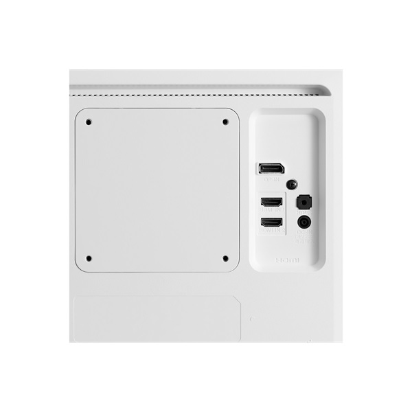 LG 27 27UL500-W 4K IPS HDMI DisplayPort LED fehér monitor - 4