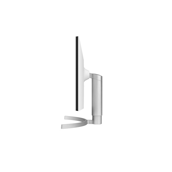 LG 27 27UL550-W 4K IPS HDMI DisplayPort LED fehér pivot monitor - 3