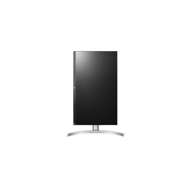 LG 27 27UL650-W 4K IPS HDMI DisplayPort Pivot LED fehér monitor - 5