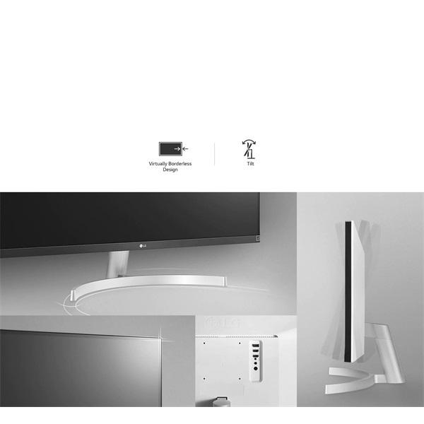 LG 29 29WN600-W LED IPS 21:9 Ultrawide HDMI monitor - 7
