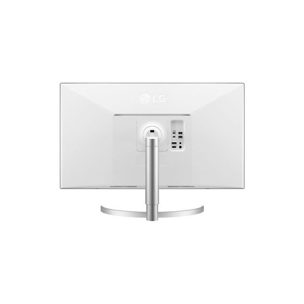 LG 31,5 32UL950-W 4K nano IPS HDMI DisplayPort Thunderbolt HDR LED fehér monitor - 3