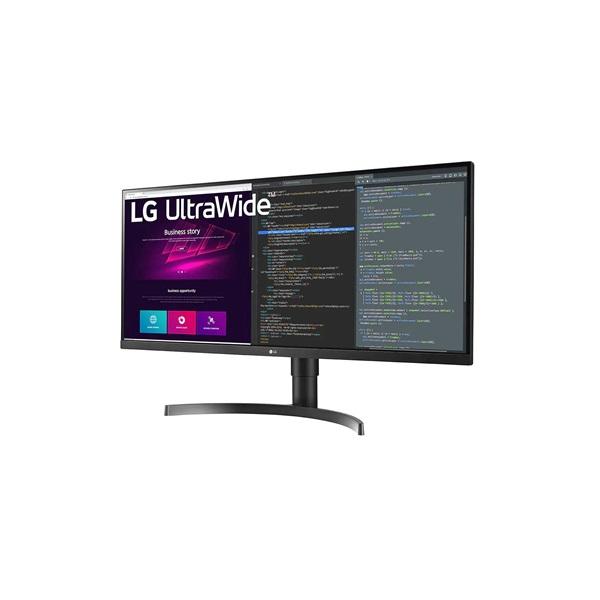 LG 34 34WN750-B LED IPS 21:9 Ultrawide HDMI monitor - 1