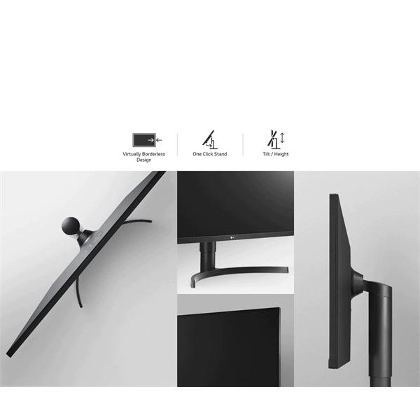 LG 34 34WN750-B LED IPS 21:9 Ultrawide HDMI monitor - 6