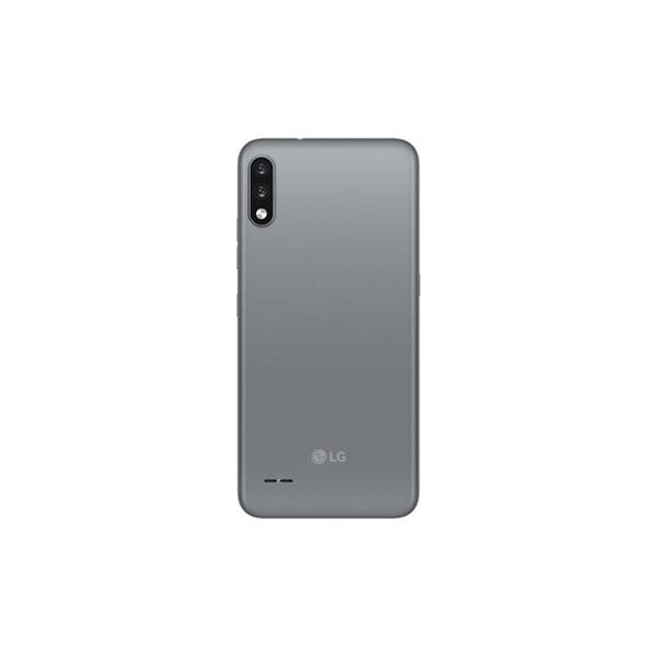 LG K22 6,2 LTE 2/32GB Dual SIM szürke okostelefon - 2