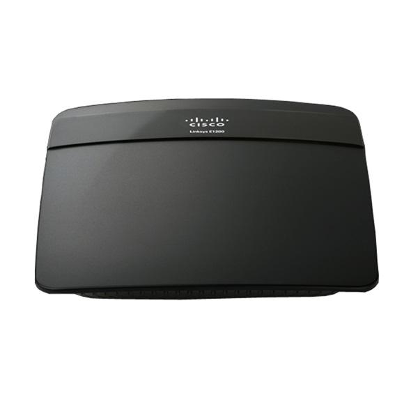 Linksys E1200 Vezeték nélküli 300Mbps Router - 3