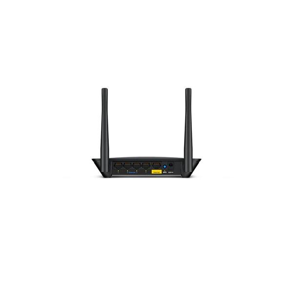 Linksys E5350 Dual Band AC1000 Vezeték nélküli Router - 4