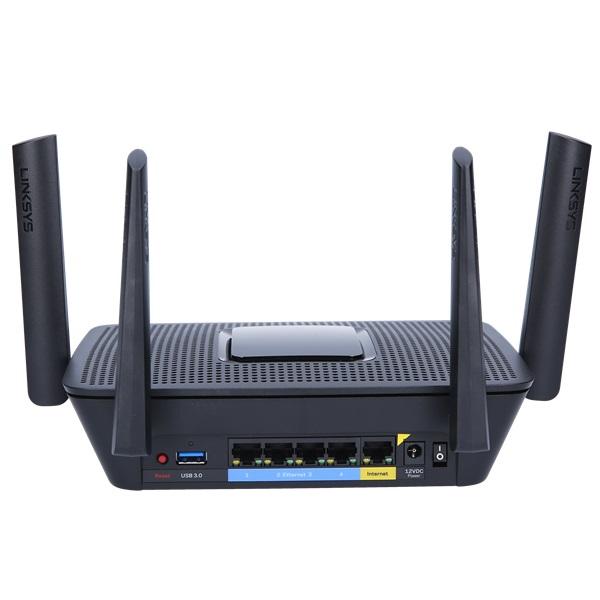 Linksys EA8300 Max-Stream AC2200 Tri-Band Wi-Fi Router - 4