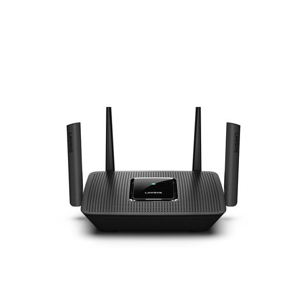 Linksys MR8300 Tri-Band AC2200 MU-MIMO, Mesh WiFi, Vezeték nélküli Gigabit Router - 1