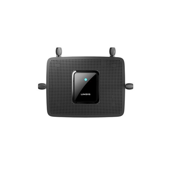Linksys MR8300 Tri-Band AC2200 MU-MIMO, Mesh WiFi, Vezeték nélküli Gigabit Router - 6