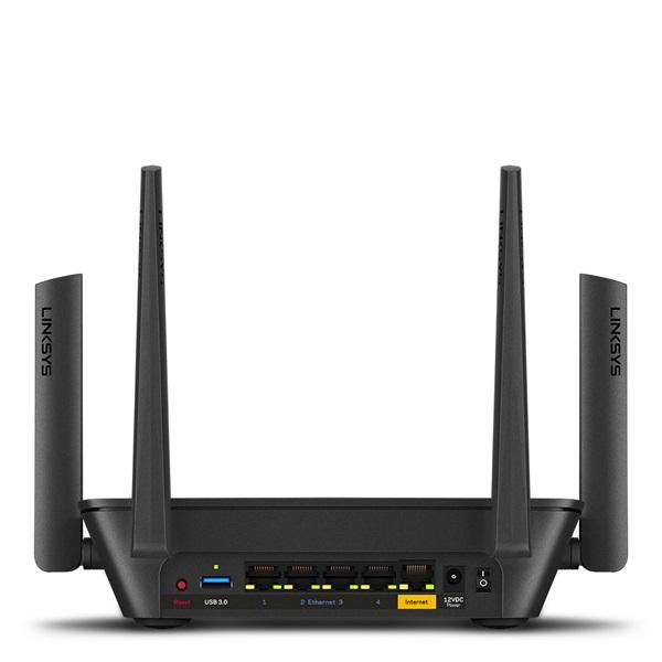Linksys MR9000 Tri-Band AC3000 MU-MIMO, Mesh WiFi 5, Vezeték nélküli Gigabit Router - 2