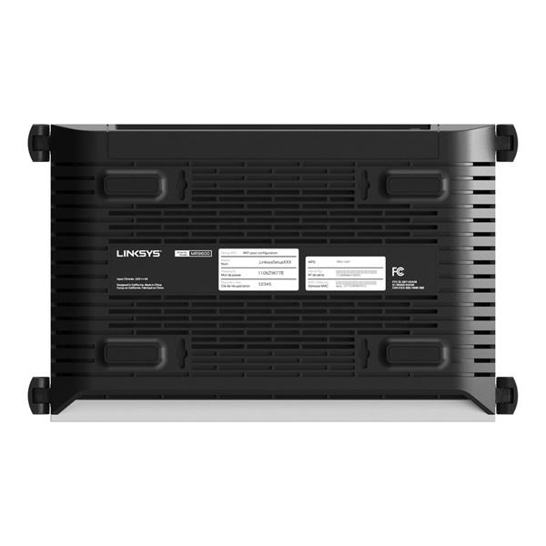 Linksys MR9600 Dual-Band AX6000 MU-MIMO, Mesh WiFi 6, Vezeték nélküli Gigabit Router - 4
