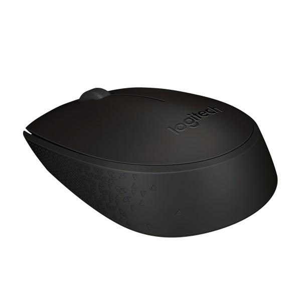 Logitech B170 vezeték nélküli fekete notebook egér - 2