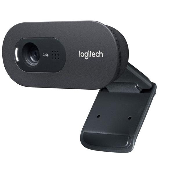 Logitech C270 720p fekete mikrofonos webkamera - 1
