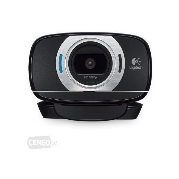 Logitech C615 mikrofonos fekete webkamera - 1