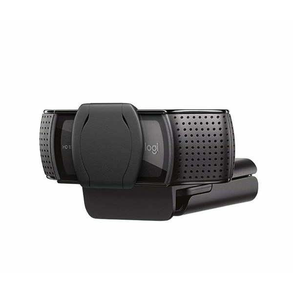 Logitech C920S Pro 1080p mikrofonos fekete webkamera - 4