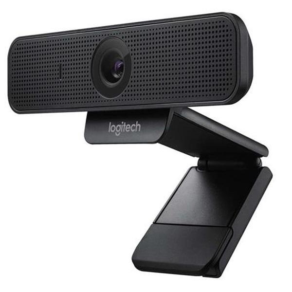 Logitech C925e 1080p mikrofonos fekete webkamera - 1