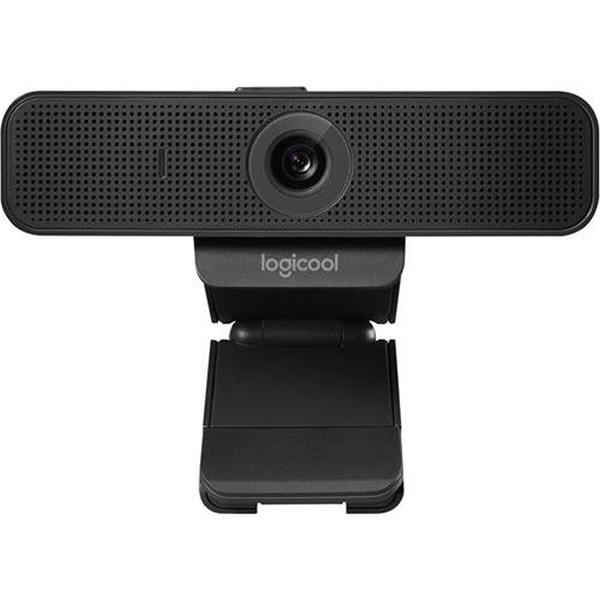 Logitech C925e 1080p mikrofonos fekete webkamera - 3