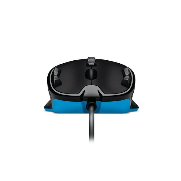 Logitech G300s USB fekete gamer egér - 6