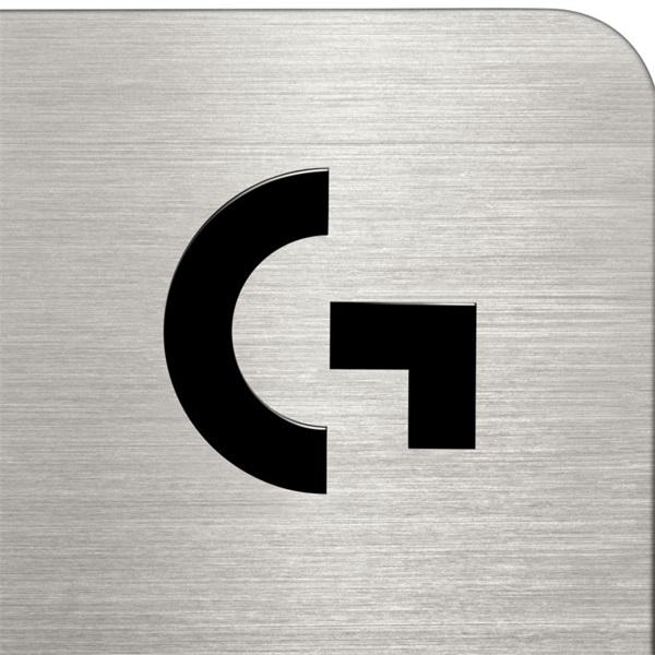 Logitech G513 Carbon UK USB ezüst mechanikus gamer billentyűzet - 3