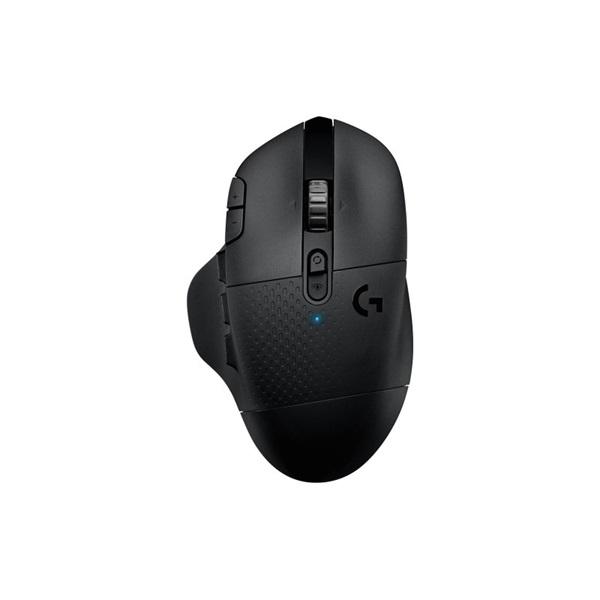 Logitech G604 Lightspeed vezeték nélküli fekete gamer egér - 2