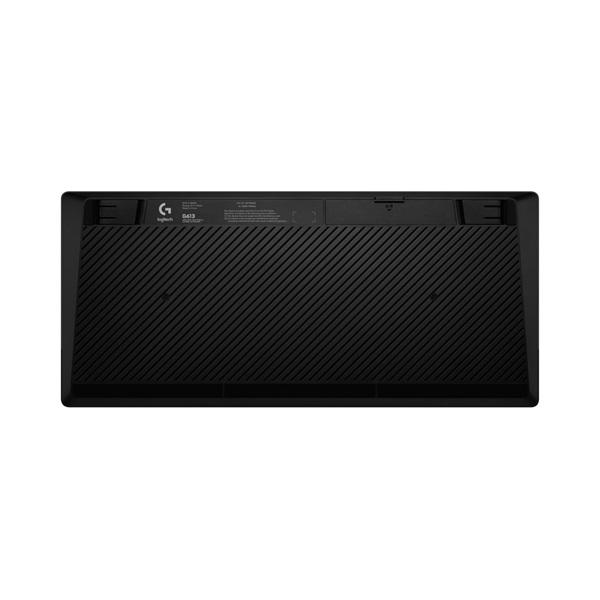 Logitech G613 Carbon UK USB vezeték nélüli sötétszürke mechanikus gamer billentyűzet - 5