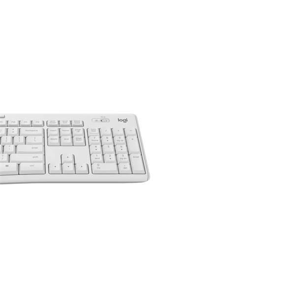 Logitech MK295 Silent HUN fehér vezeték nélküli billentyűzet + egér - 2