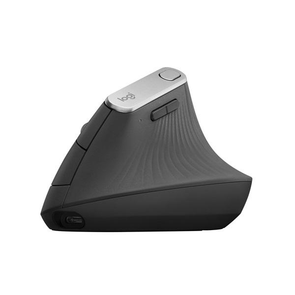 Logitech MX Vertical vezeték nélküli ergonómikus egér - 2
