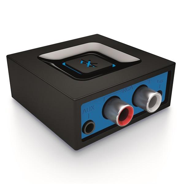 Logitech Wireless Speaker Adapter for Bluetooth v2.0 - 1