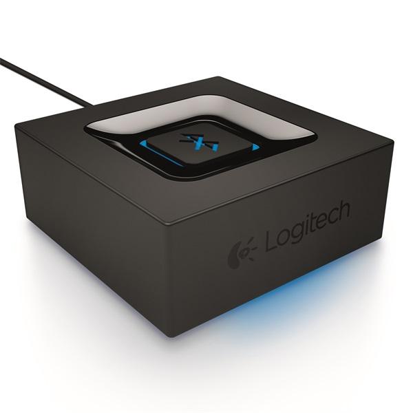 Logitech Wireless Speaker Adapter for Bluetooth v2.0 - 2