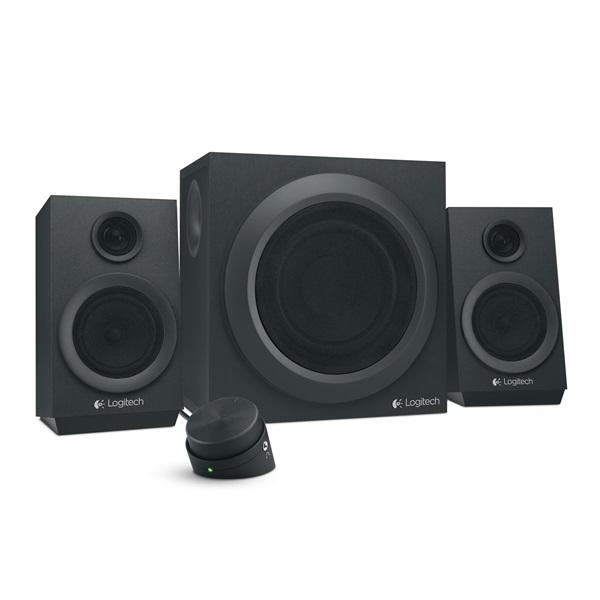 Logitech Z333 jack 2.1 40W fekete hangszóró - 1
