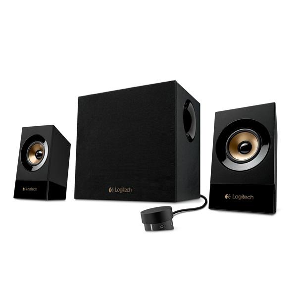 Logitech Z533 jack 2.1 60W fekete hangszóró - 1