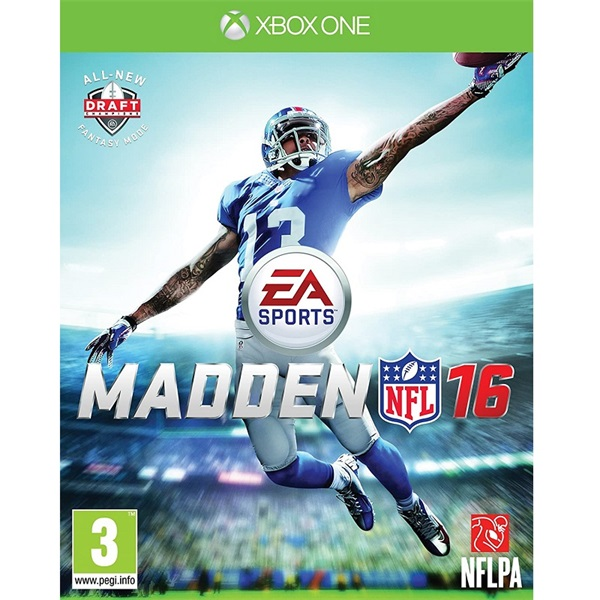 Madden NFL 16 Xbox One játékszoftver - 1