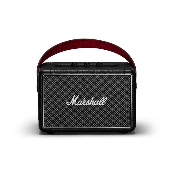 Marshall Kilburn II fekete Bluetooth hangszoró - 1