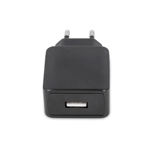 Maxlife TF-0009 Maxlife 1A USB fekete hálózati töltő - 3