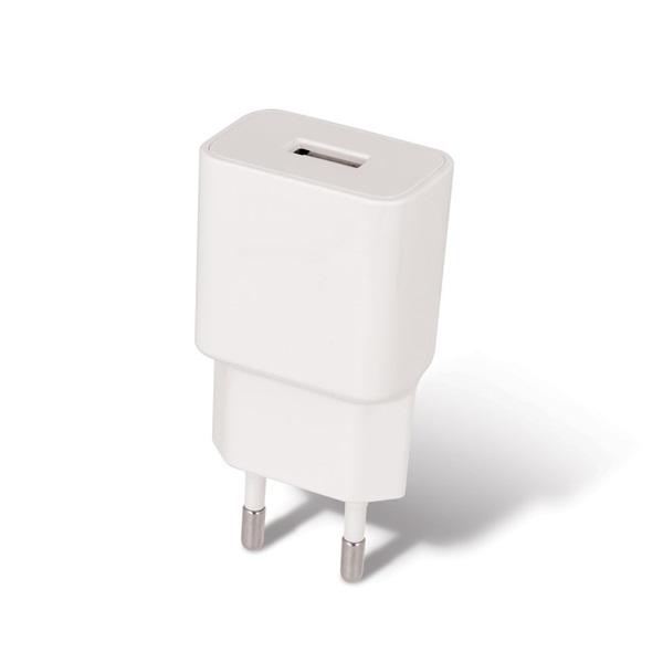 Maxlife TF-0012 Maxlife 2.1A USB fehér hálózati töltő - 1