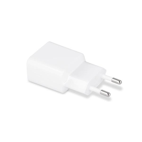 Maxlife TF-0012 Maxlife 2.1A USB fehér hálózati töltő - 2