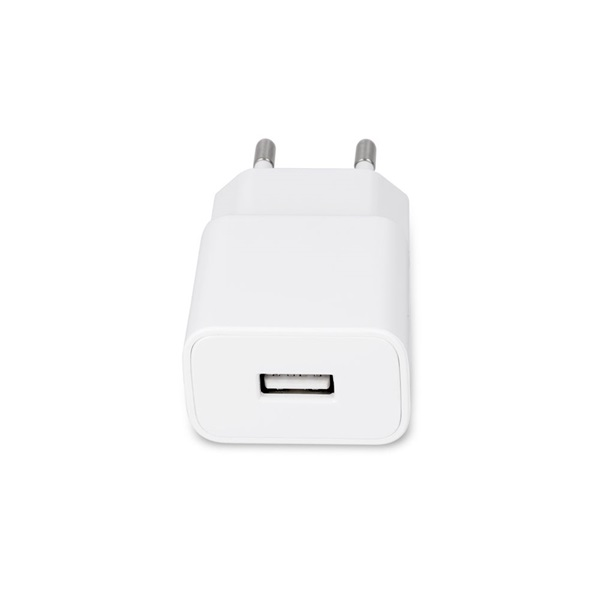 Maxlife TF-0012 Maxlife 2.1A USB fehér hálózati töltő - 3