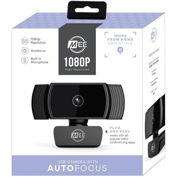 MEE audio C6A Full HD autofókuszos webkamera - 4