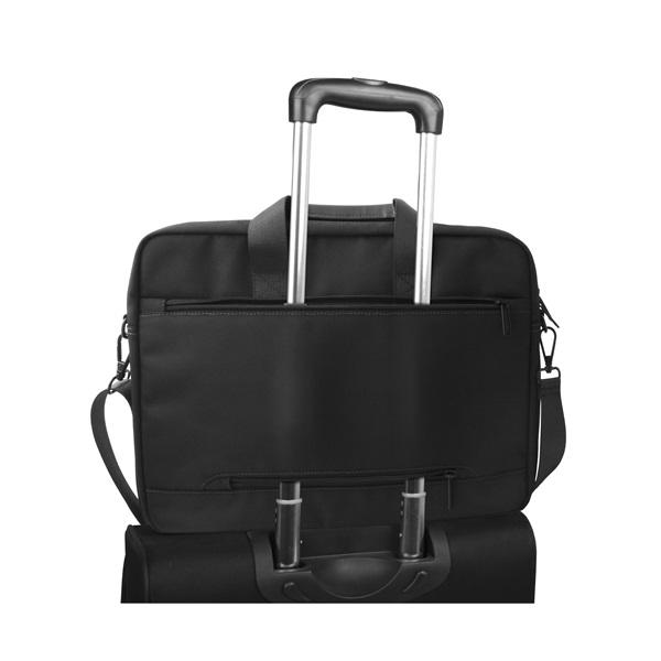 Mercedes III mintás 15 fekete notebook táska - 3
