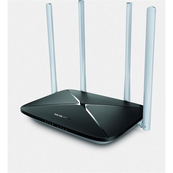 Mercusys AC12 1200Mbps Dual Band Vezeték nélküli router - 3