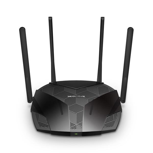 Mercusys MR70X AX1800 Wi-Fi 6 Dual-Band Vezeték nélküli Gigabit Router - 1