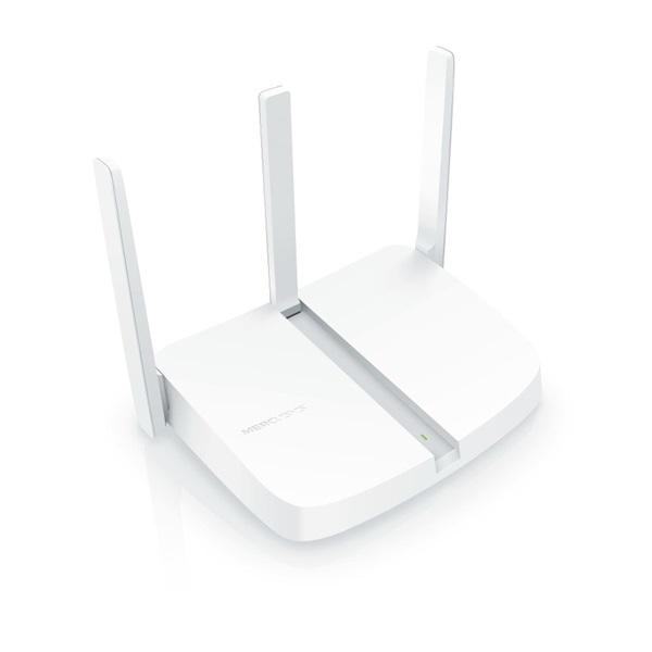 Mercusys MW305R 300Mbps Vezeték nélküli router - 3