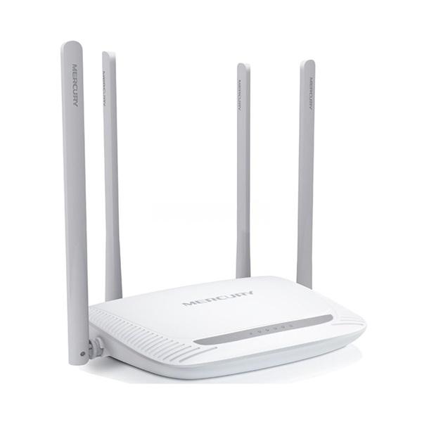Mercusys MW325R 300Mbps Vezeték nélküli router - 1