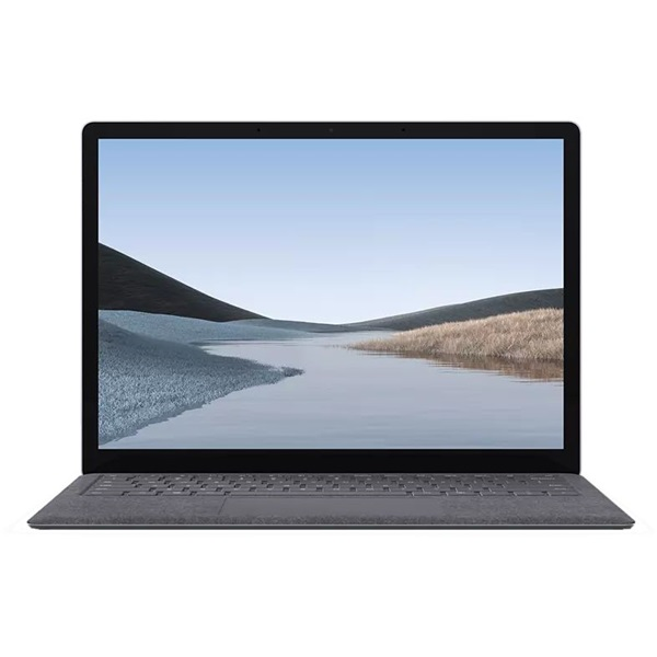 Microsoft Surface 3 laptop (13,5/Intel Core i5-1035G7/Int. VGA/8GB RAM/128GB/Win10) - ezüst - 1