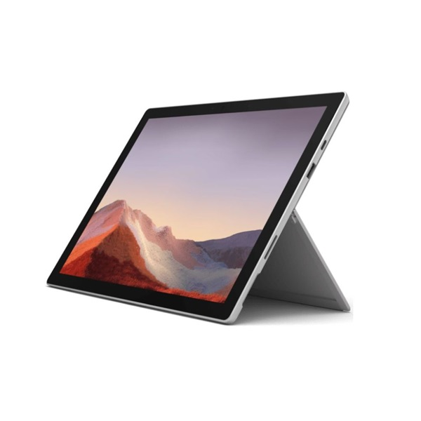 Microsoft Surface Pro 7 12,3 16/256GB ezüst Wi-Fi tablet - 1