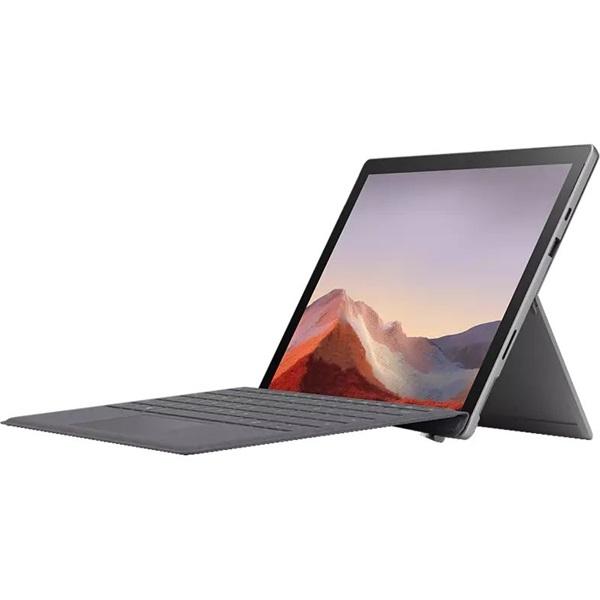 Microsoft Surface Pro 7 12,3 8/128GB ezüst Wi-Fi tablet - 2
