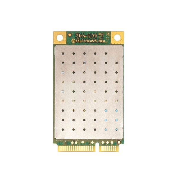 MikroTik Audience LTE6 kit 2xGbE LAN Tri-Band wireless LTE CAT6 modemmel - 2