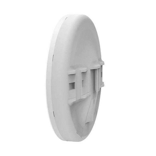 MikroTik DISC Lite5, 21dBi 5GHz antenna, Dual Chain 802.11an wireless, L3 - 2